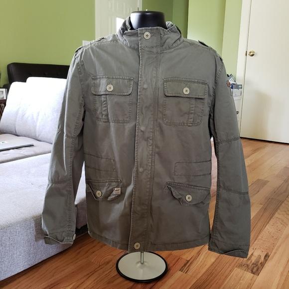 Brandit: Men's Britannia Winter Jacket Olive NWT